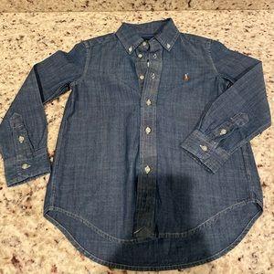 Button Down Shirt by Polo Ralph Lauren
